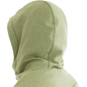 Klättermusen W's Falen Hoodie Sage Green Melange